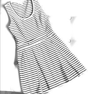 Sans Souci striped tennis dress